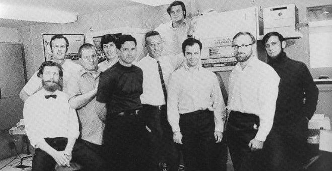 Создатели сети ARPANET